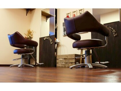 ペルソナ(hair salon Persona)の写真