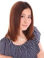 ブルームヘア 大宮(Bloom hair)~ヌーディーナチュラルストレートスタイル~