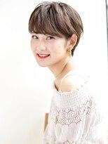ウル(HOULe)前髪長めが可愛い【大人のレディショート】HOULe 前田賢太