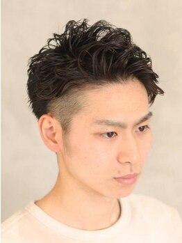 ヘアケアゲート(hair care Gate)の写真/洗練された大人のMEN'Sスタイル☆毎月通えるお手頃プライス【ビジネス+トレンド】で清潔感&好感度UP!