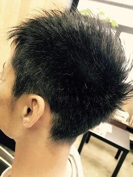 ベッチ BECCI ヘアーショップ hair shopの写真/《八代◇プライベートサロン》どんなシーンでもマッチする『おしゃれ×清潔感』でビジネスライフをサポート