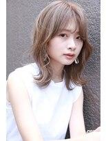エクリ マノン(equri manon)20代30代40代小顔ふんわりくびれニュアンスカール