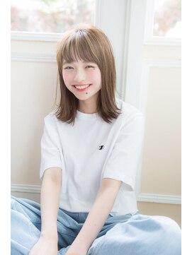 アンアミ オモテサンドウ(Un ami omotesando)【Un ami】《増永剛大》10代~40代まで人気、外ハネヘア☆
