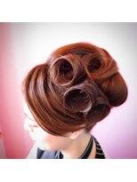 ヘアメイク オブジェ(hair make objet)スタイリッシュアップ