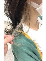 モッズヘア 仙台PARCO店(mod's hair)【奥山】オフィスでも浮かない大人ピアスカラー★