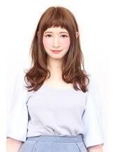 ヘアーエヌプラス (HAIR N+)【HAIR N+】重軽カールで大人かわいいノームコアP