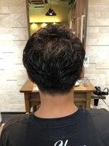 アイビーヘアー(IVY Hair)メンズパーマ