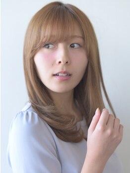 スピーディー 那覇新都心店(SPEEDY)の写真/《高品質N.カラー導入店!》頭皮にやさしいオーガニックカラーで美髪に!白髪染めもオススメです◎
