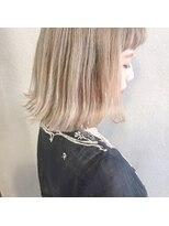 ミント(mint)*ホワイトベージュ*