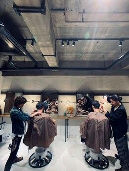 エムズヘアー(M's HAIR)の写真/エリアトップクラスの技術でトータルプロデュース【メンズ限定クーポンあり】