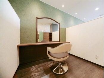 ディアローグ 瑞江店(DEAR-LOGUE)の写真/美容室ではめずらしい全席完全個室の店内は、周りを気にせず、ゆっくりとお過ごしいただけます。