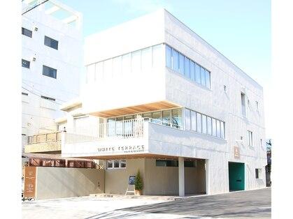 ホワイト テラス(White Terrace)の写真