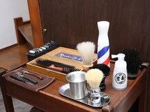 バルマン ザ バーバー(BALMAN The Barber)の雰囲気(バーバーならではの技術を体感してください)