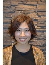 クラルテ ヘアーデザイン(clarte hair design)大人シースルーカール