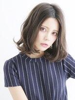 ヘアリゾート エーアイ 浅草橋店(hair resort Ai)ニュアンスボブグレージュカラー