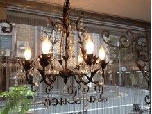 美髪の改善専門店ラルーチェ(La Luce)の雰囲気(ゲスト1人1人の時間を大切に、快適に過ごせる空間です。)