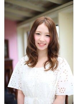 キャパ(CAPA)【CAPA 茅ヶ崎店 美容室】ゆるフワ・モテカール