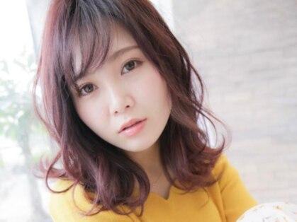 フローラ(hair dressing flora)の写真