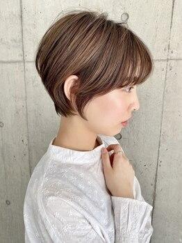 ビームズ ヘアー 大曽根店(Bee ms HAIR)の写真/【大曽根】30代以上の『髪のダメージ』『白髪』『パサつき』が気になる大人女性のための上質サロン♪