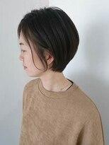 テラスヘア(TERRACE hair)ワンレンショートボブ