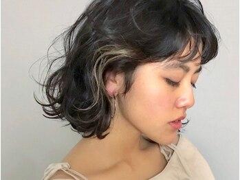 """ケイト オークス(KATE OKUS)の写真/透明感×ワンランク上のオシャレで今までにないあなたを演出。動きのあるStyleでふとした時にも""""可愛い""""を"""