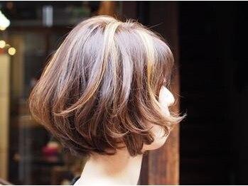 髪匠庵の写真/中崎町■髪の毛を補強しながら染め上げる、本場インド直送の上質ヘナカラー。自然の力で健康で美しい髪に…