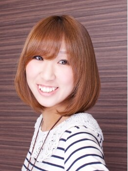 """ステビア(STEVIA)の写真/海外や東京で経験を積んだ実力派スタイリストが再現性高いお手入れ楽ちん""""似合わせスタイル""""をご提案★"""