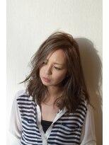 ヘアー ワンアビル(Hair One Abile)☆フォギーグレージュ・ブルージュMIXカラー!大人&抜け感☆