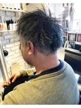 ヘアー アトリエ エゴン(hair atelier EGON)ツイストパーマ