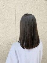 ヘアーシー(HAIR C,)(髪質改善×縮毛矯正)美髪ストレート◎
