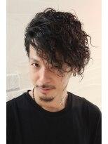 ヘアーグランデシーク(Hair Grande Seeek)Seeek Style 人気爆発中!!メンズパーマスタイル