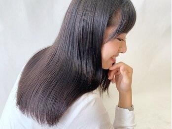 """ココロクレド(COCOLO credo)の写真/話題の髪質改善☆日本人の髪を徹底研究した【Aujua取扱店】ならではの見極めで""""なりたい""""を叶えてくれる♪"""