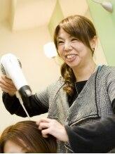 ヘアー エムアールエム(hair MRM)斉藤 なつ子