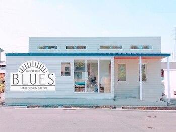 """ブルース ヘアー デザイン サロン(BLUES Hair Design Salon)の写真/【さくら市氏家】初めての方も◎居心地のいい空間でゆったりリラックスしながら""""綺麗""""が叶うSalon≪BLUES≫"""
