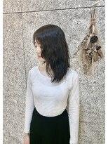 クラク 羽根木店(kuraku)【ツヤ、透明感のある大人の魅力】 ブルーブラック