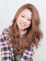 ボンズ ヘアー 港店(Bonds Hair)BONDS キャプテン☆ハンサムヘルシー大人ロングスタイル☆