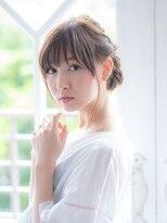 オーブ ヘアー ルル 京都四条通り店(AUBE HAIR lulu)ルーズこなれ感☆大人可愛いアレンジスタイル