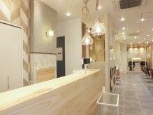 オーブ ヘアー エアリス 大分店(AUBE HAIR aeris)の雰囲気(経験と実績を積んだ実力派が揃うサロンです。)