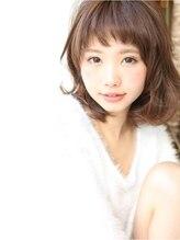 アグ ヘアー ガーデン大名店(Agu hair garden)黄金バランス☆モテ可愛ヘア