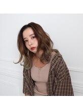シスタ ヘアーデザイン(CISTA hair design)色っぽミディアム