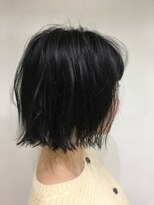 ゴッサムヘアー(Gotham Hair)外ハネボブ