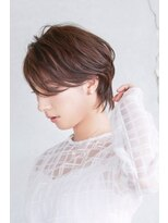 アッシュ 西荻窪店(Ash)【横顔美人】大人可愛いショート