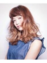 スパイス ヘア アヴェダ 千里中央店(SPICE HAIR AVEDA)カジュアルフェミニン☆