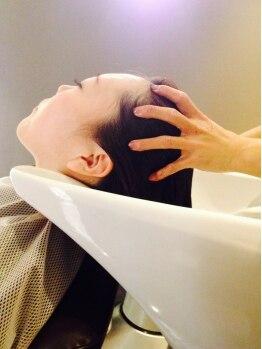 ヘアポート リファイン 清瀬店の写真/うねり、クセ毛もしっとり美髪へ…☆カラーやパーマや熱によるダメージや、紫外線対策にもオススメ◎