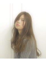 ヘアスタジオ アルス 御池店(hair Studio A.R.S)カーキ×ブラウン