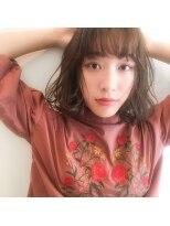 [Garland/表参道]☆ニュアンスエアリーボブ☆03