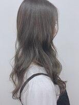アールピクシー(Hair Work's r.Pixy)エメラルドアッシュカラー
