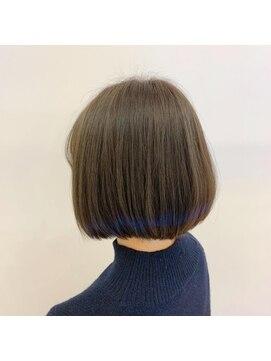 ネオヘアー 京成曳舟店(NEO Hair)柔らかクリーンボブ【京成曳舟】