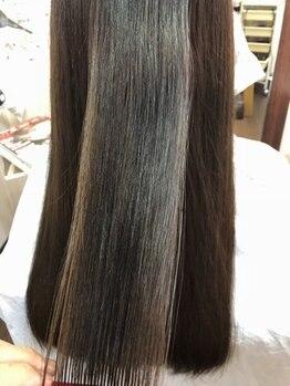 ナチュラルエフ(natural f)の写真/大人女性の為のエイジングケアMENU「Dr.修復コース」で叶える美髪♪気になるダメージを補修≪natural-f ≫
