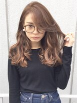 【ALBUM渋谷】NOBU_大人可愛いナチュラルロング_6942